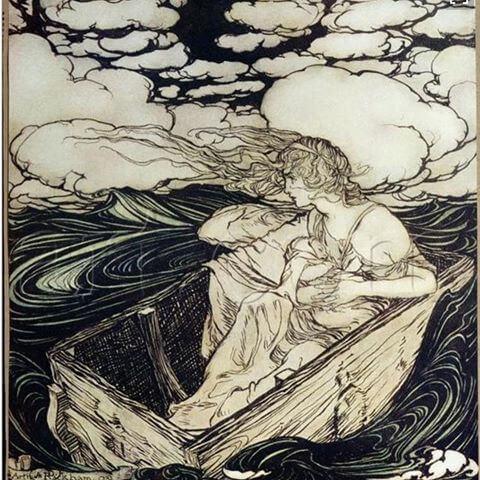Aeschylus, Net Haulers, Danae, Perseus