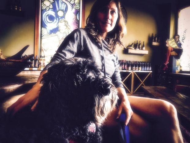 Lindsey Dillon, Sharka, Portugese Water Dog