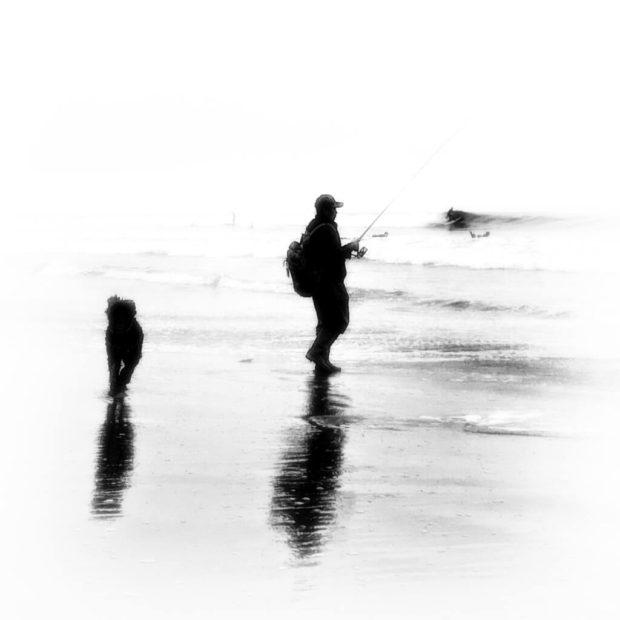 Sharka, La Selva, beach fishing, fishing, santa cruz