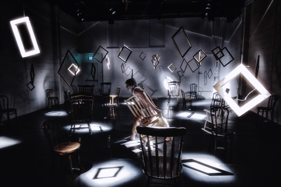 Raegan Truax, Citation, Counterpulse, San Francisco, Performance Art, Durational Art, live art, theatre, theater, bay area, Stanford, theater department, theater and performance studies