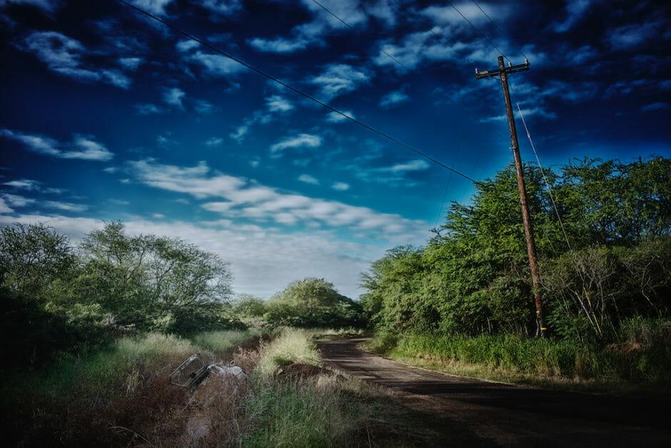 Kauai, Hawaii, Automobiles, cars, landscape, Jamie Lyons, photography, documentation