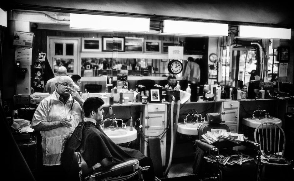 Barber of Palo Alto, Cardinal Hotel